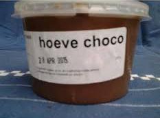 Hoeve Van Loock choco